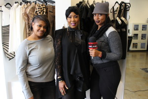 N'Style Atlanta Producer Mizz Simmons, April McRae, and Host Shayla Raye